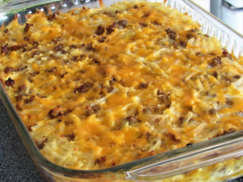 cheese hashbrown casserole