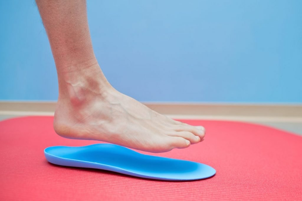 orthotic to treat hammer toe