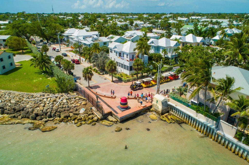 Conch Train Tour, Key West