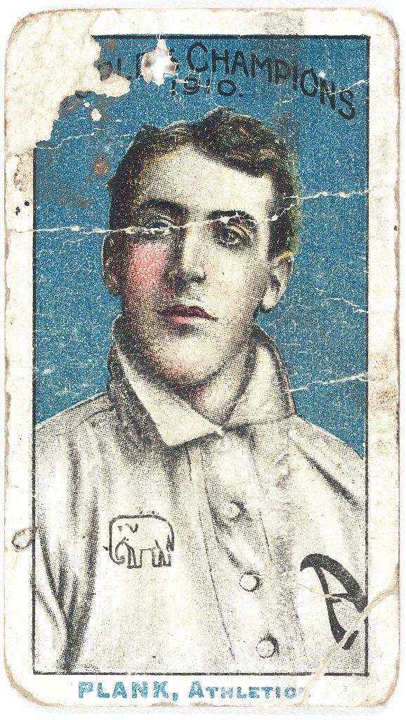 Eddie Plank Baseball card