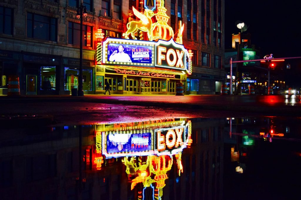 Detroit, United States All of the Lights