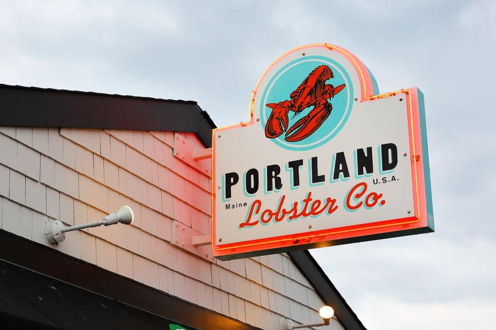 Portland Lobster Company is a historical seasonal waterside lobster shack at Portland, ME