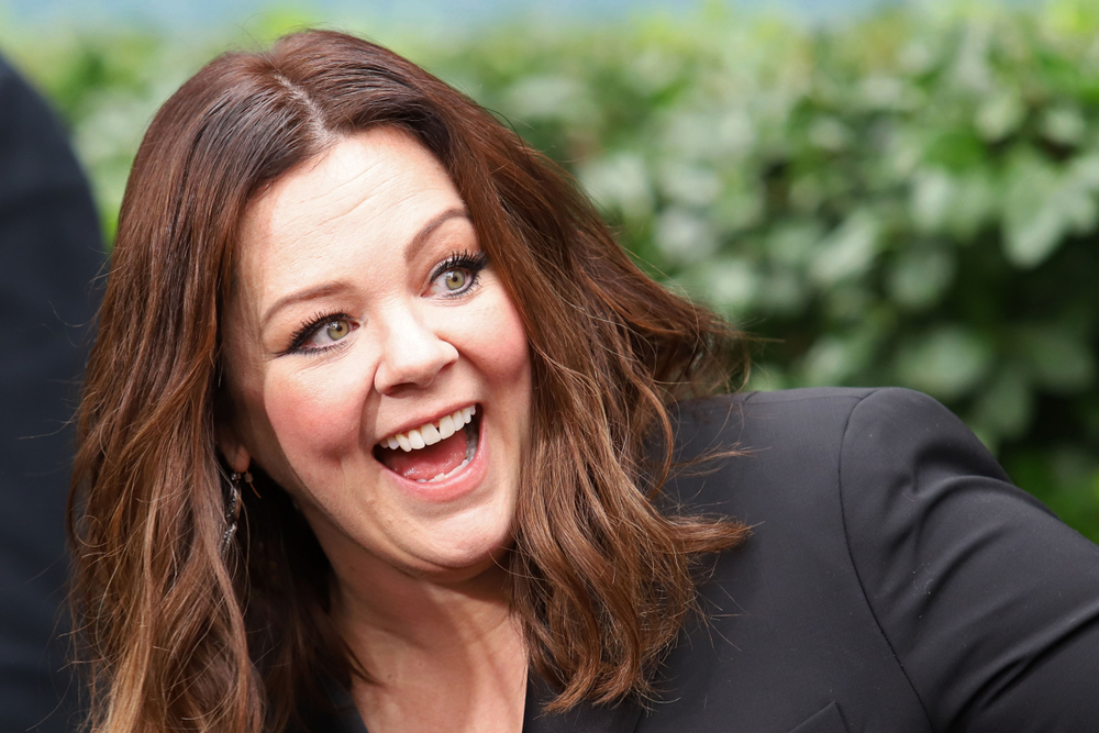 "Melissa McCarthy attends the premiere of ""Can You Ever Forgive Me?"""