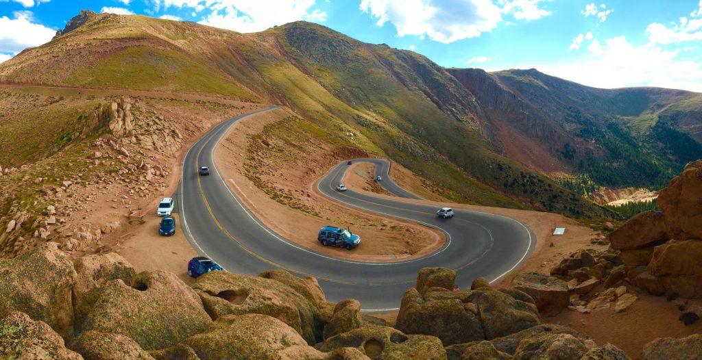 Those mountain roads states colorado