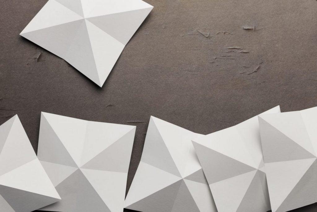 fold square base