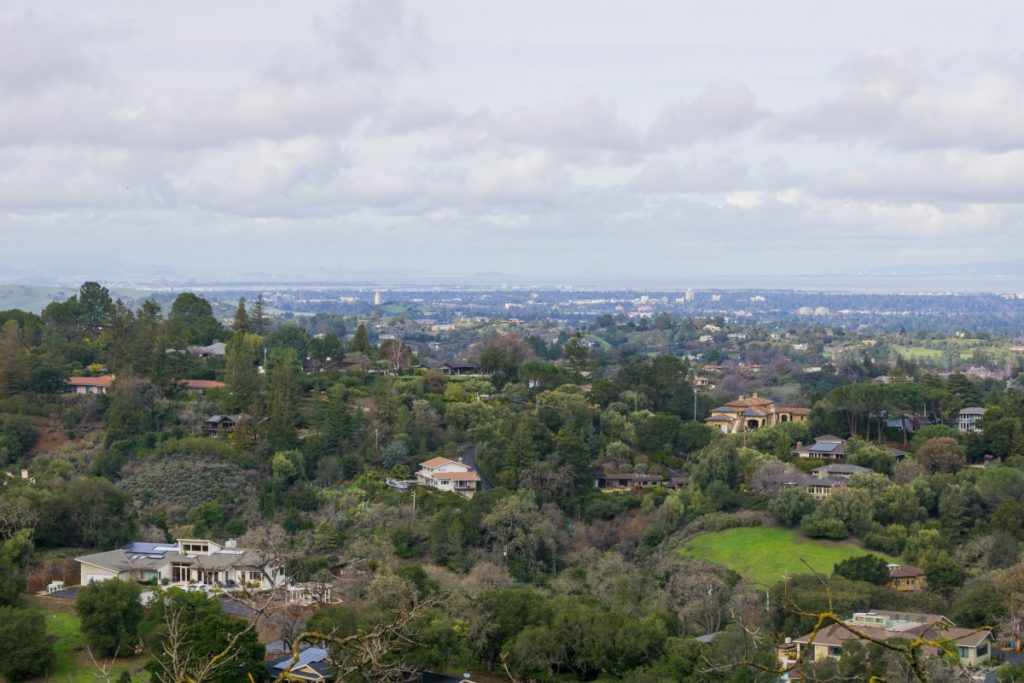 los altos hills homes