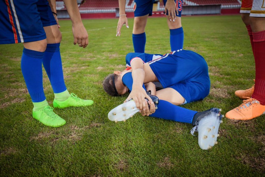 Soccer Sports Injury