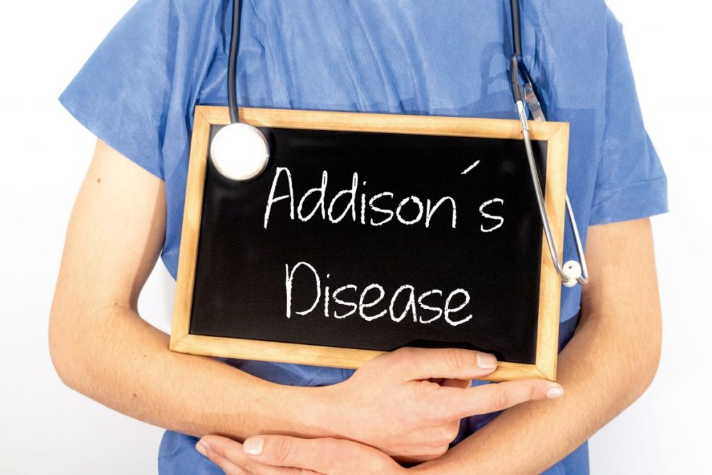 Addison's Disease Cortisol