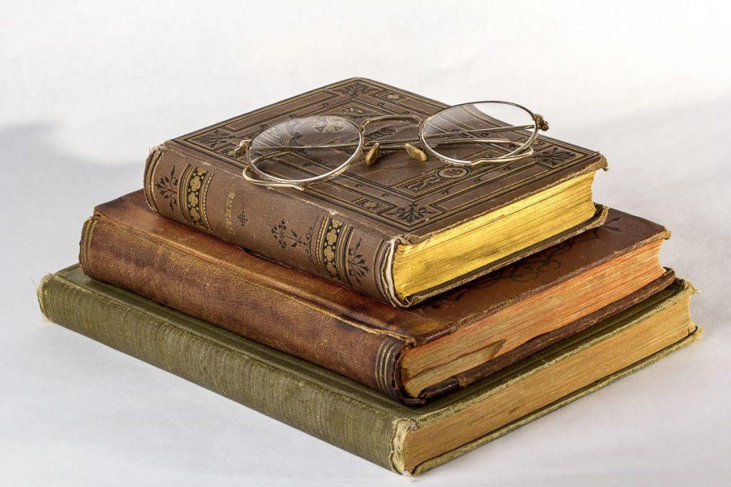 vintage books ophthalmology