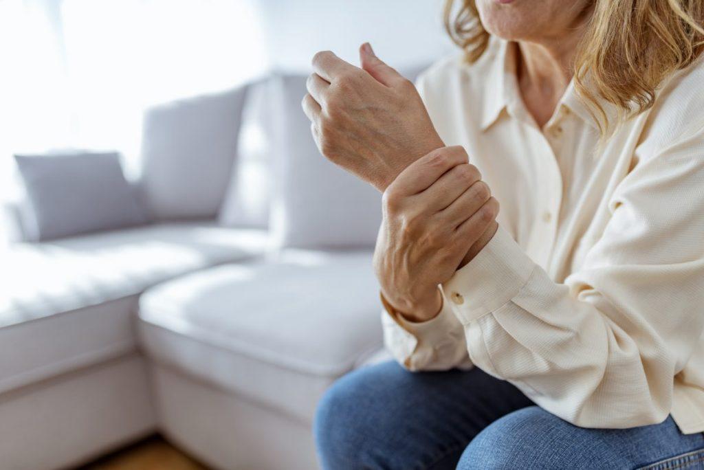 Osteoarthritis Wrist Pain
