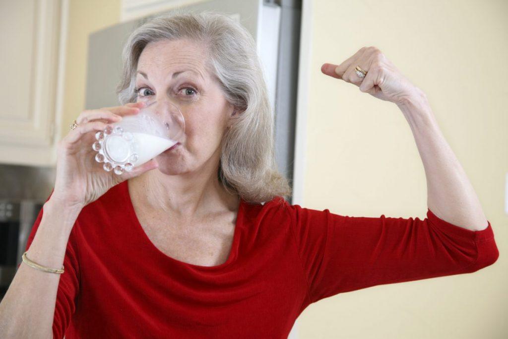 Osteoporosis Milk Bone Loss