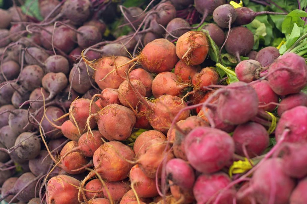 types beets varieties