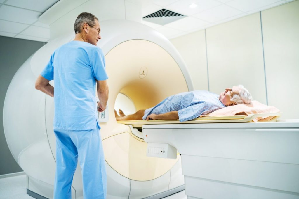 MRI CT Diagnostic Testing