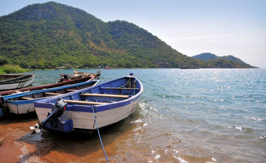 lake Malawi Africa deepest