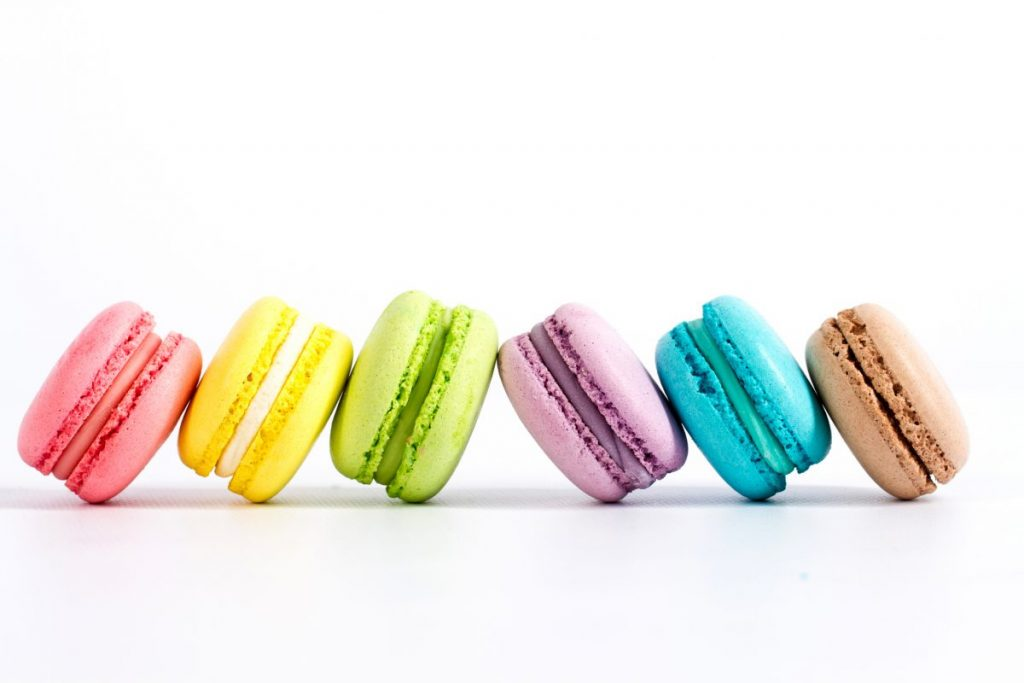 French macaron flavor combinations variations