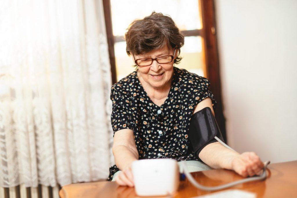 Heart Disease Blood Pressure