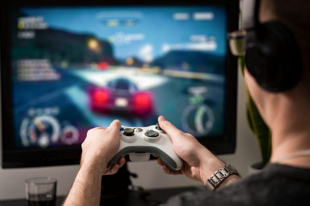 xbox one screen gameplay