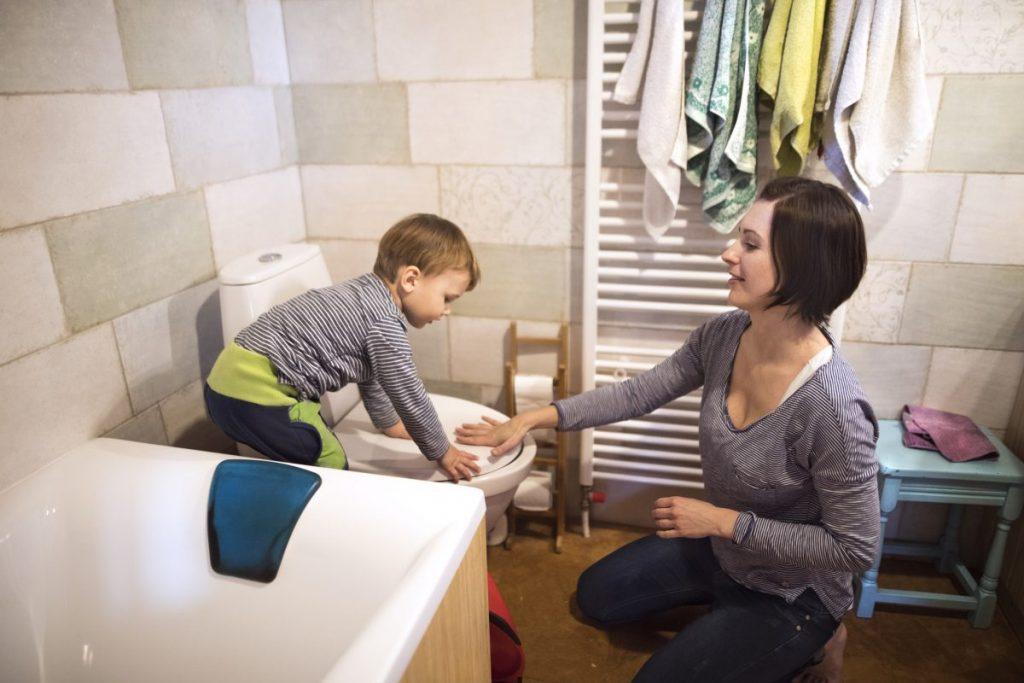 toilet success child parent enopresis