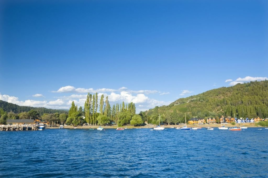 O'Higgins-San Martin lake deepest