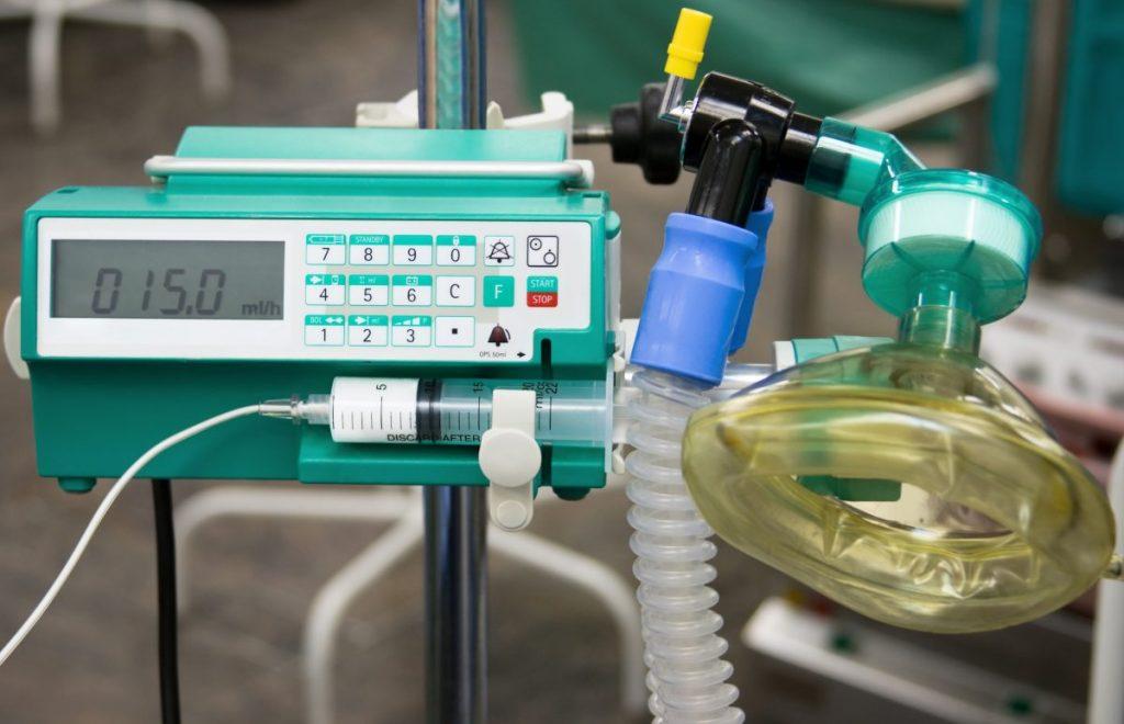 ventilator airway treatment