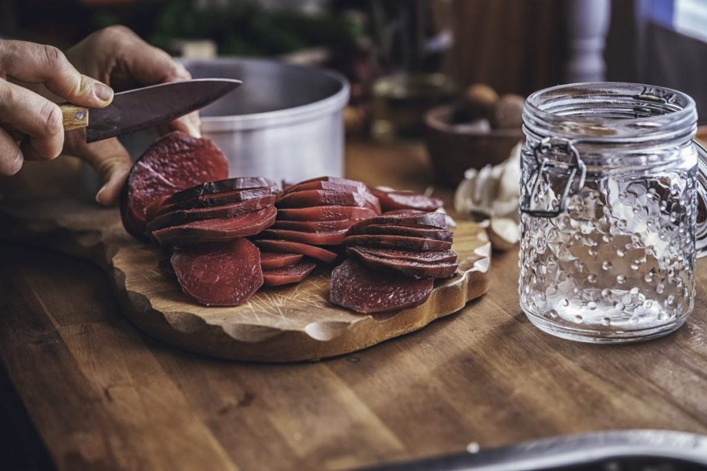 pickling preserving beets