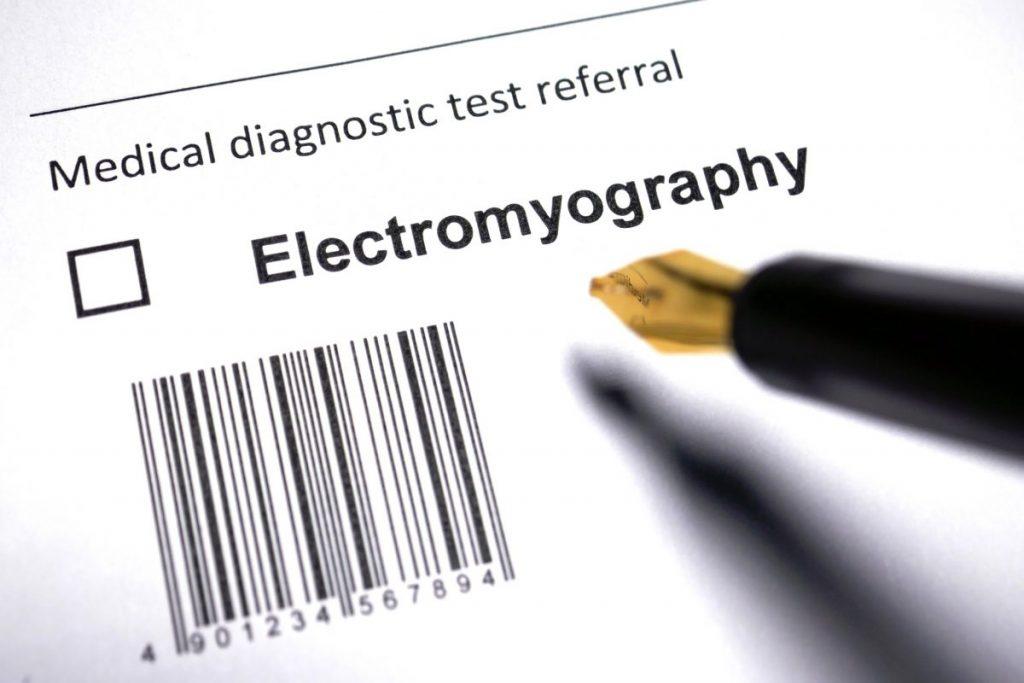 EMG Nerve Conduction Test
