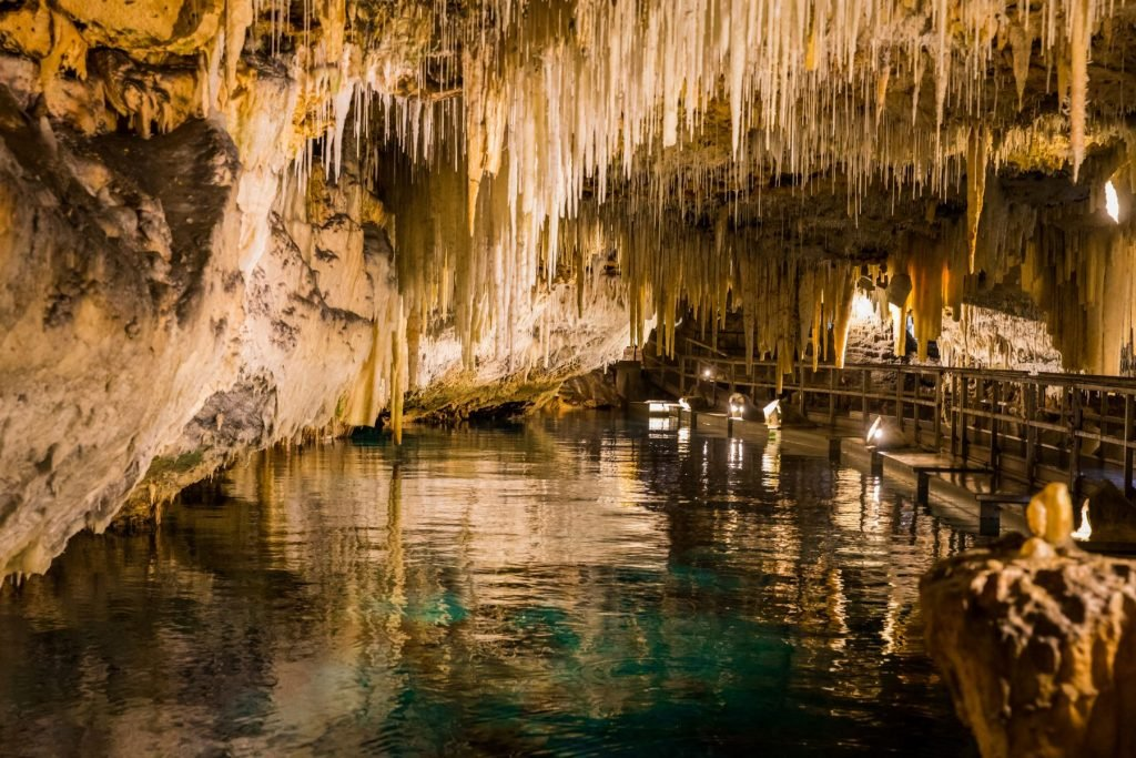 Bermuda Crystal Cave