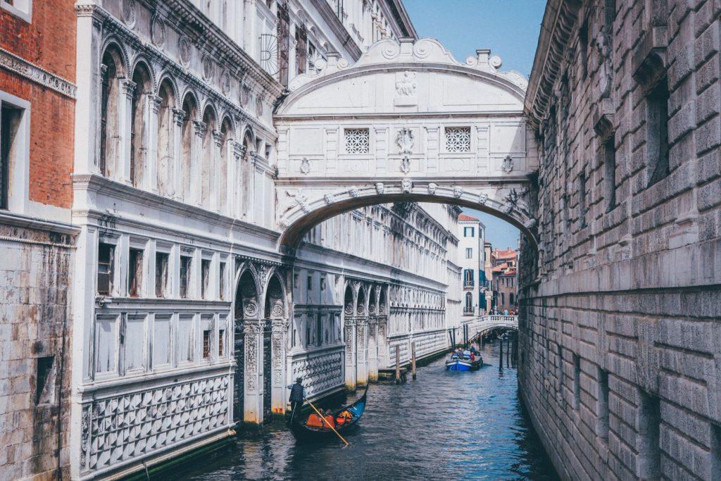 Bridge of Sighs, Venezia, Italy