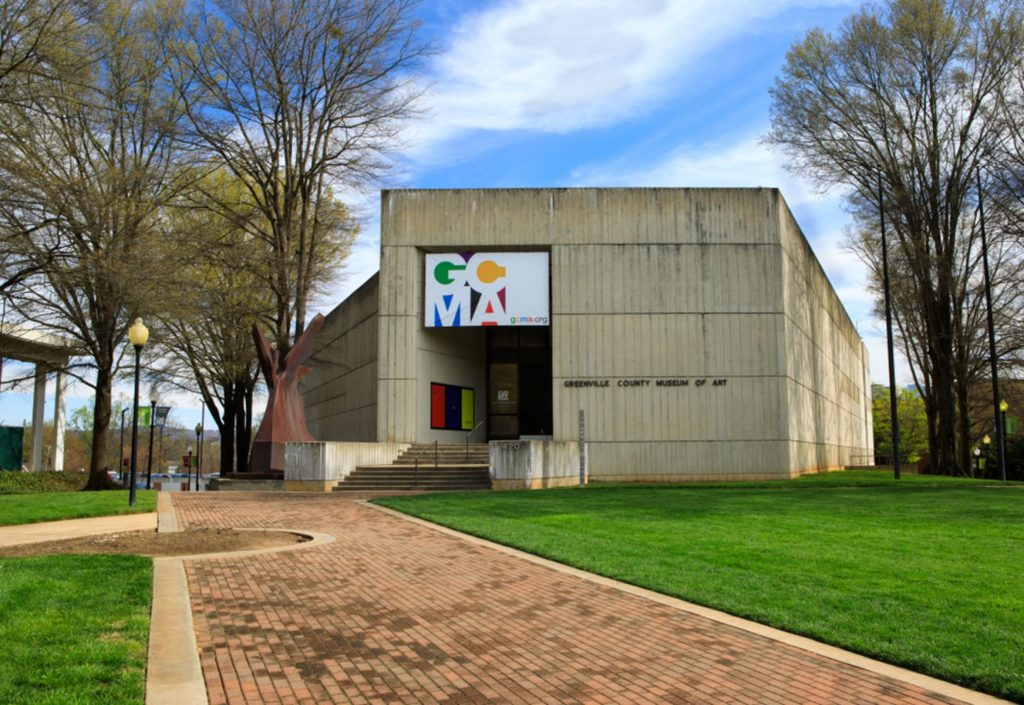 The County Museum of Art on Heritage Green