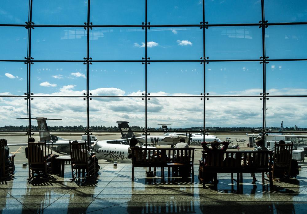 Tacoma International Airport, Seattle