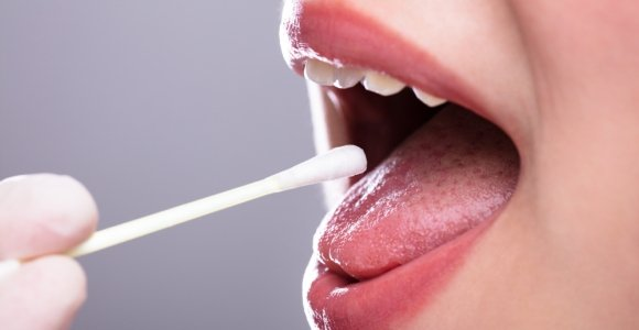All About Saliva
