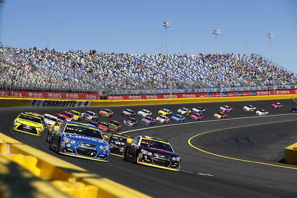 Charlotte Motor Speedway in Concord, NC