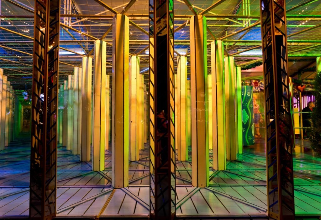 mirror maze