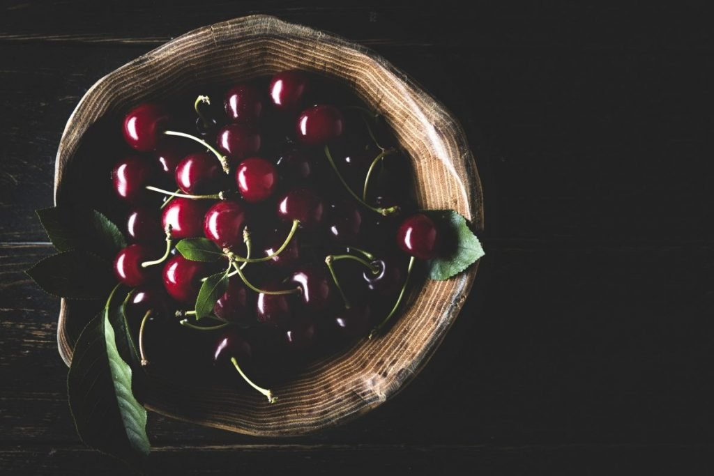 Cherries Reduce Gout