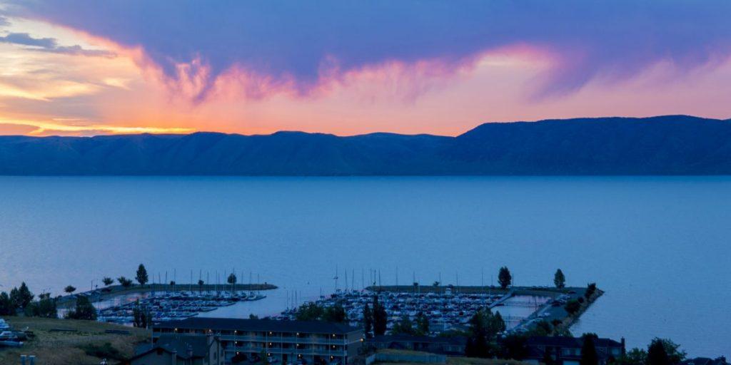 Bear Lake Marina