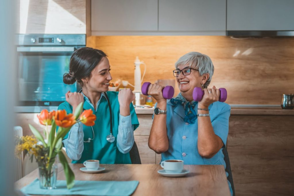 Exercise MCI Aging Low-Grade Inflammation
