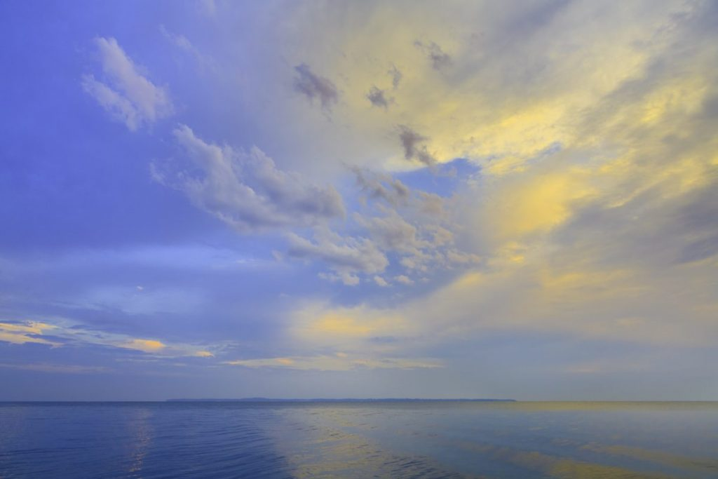 Lake Erie Maumee Bay