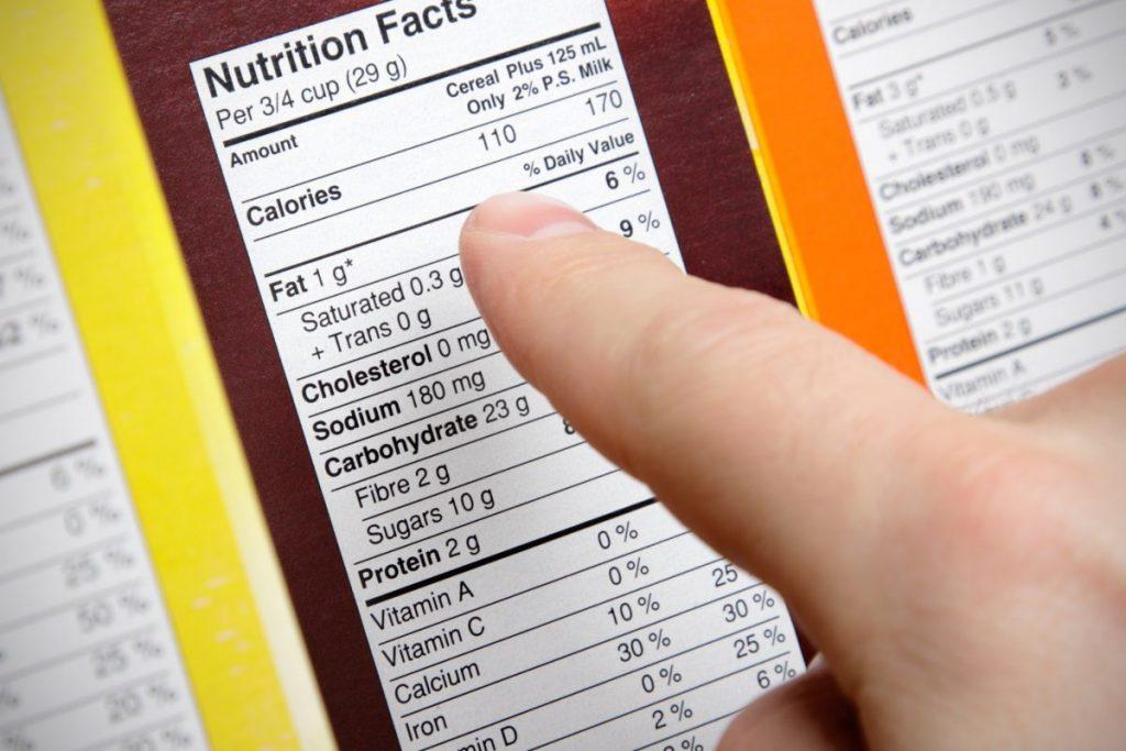 guideline avoid label preservatives