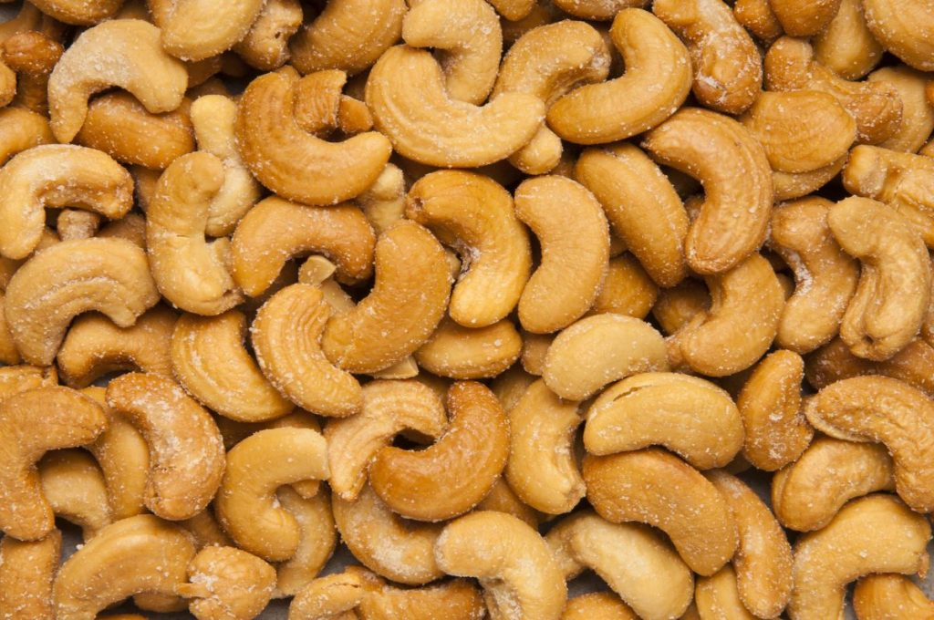 Healthy Cashews