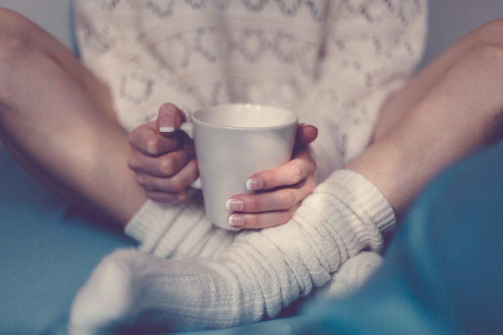 Relax Hot Tea