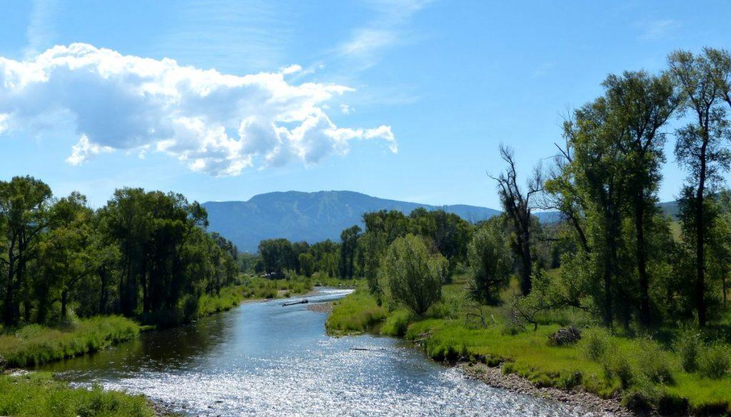 Yampa River Mountains