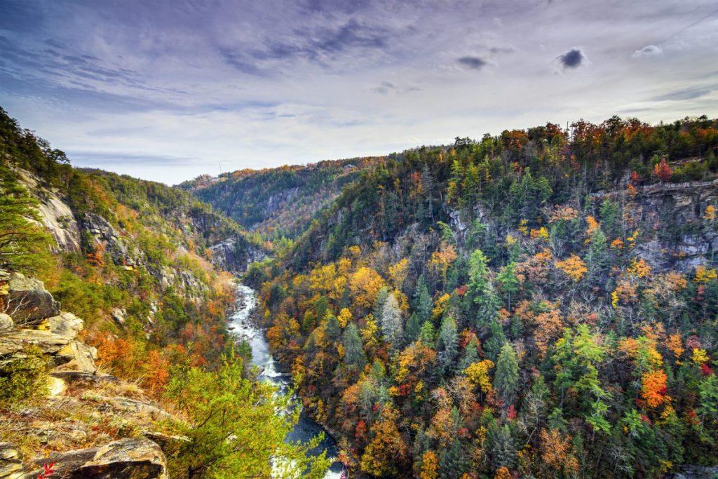 Tallulah Gorge Trails