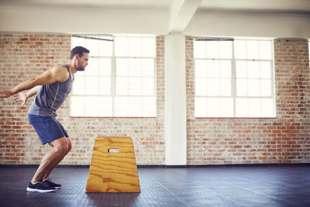 Box Jump Gym