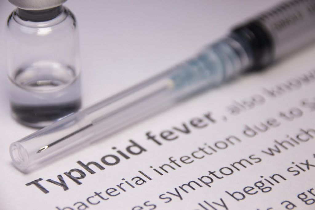 What Is Typhoid Fever