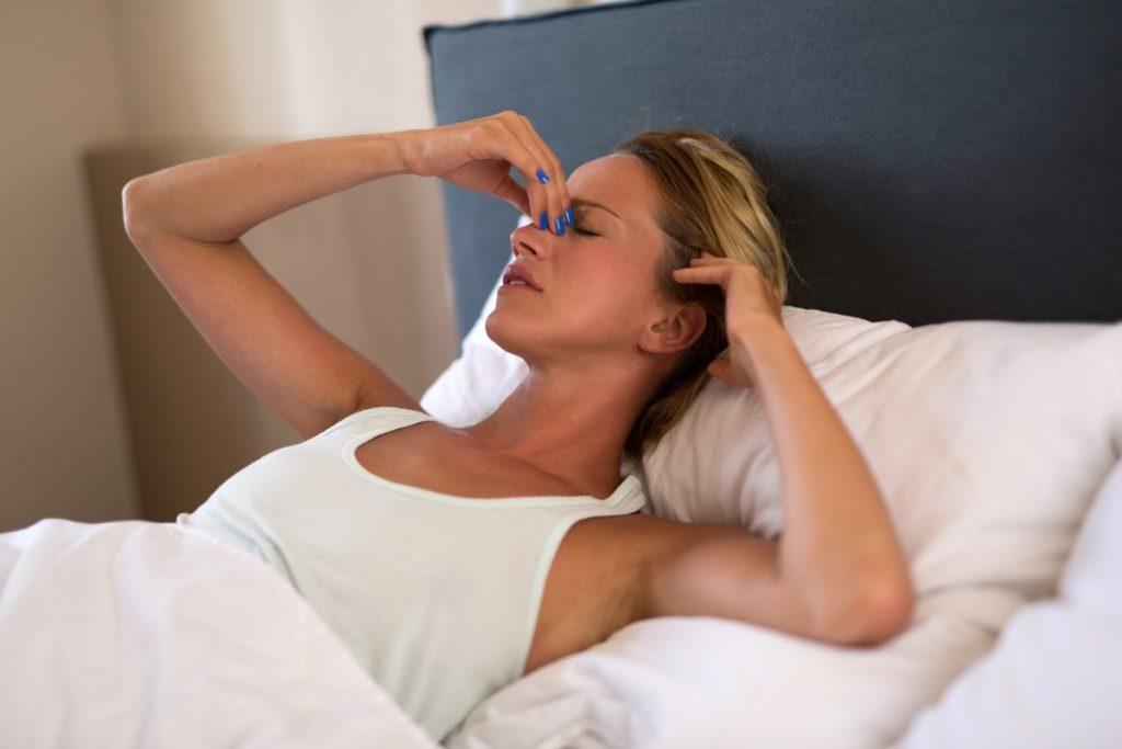 Anxiety Stress Insomnia