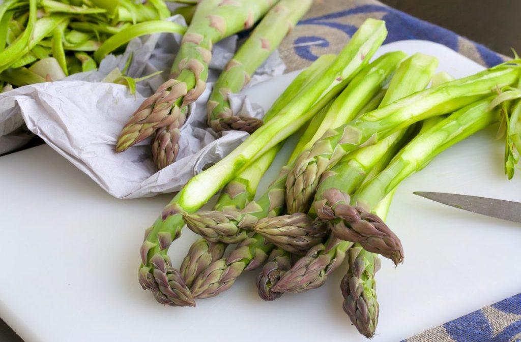 asparagine, diet, asparagus, plums, healthy
