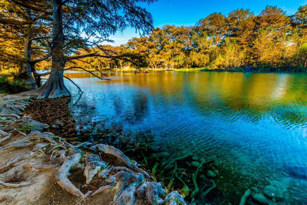 garner limestone river