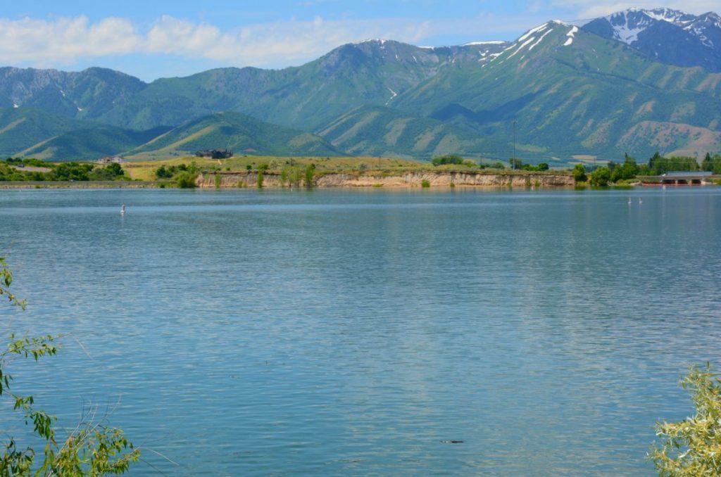 Hyrum Mountains Water