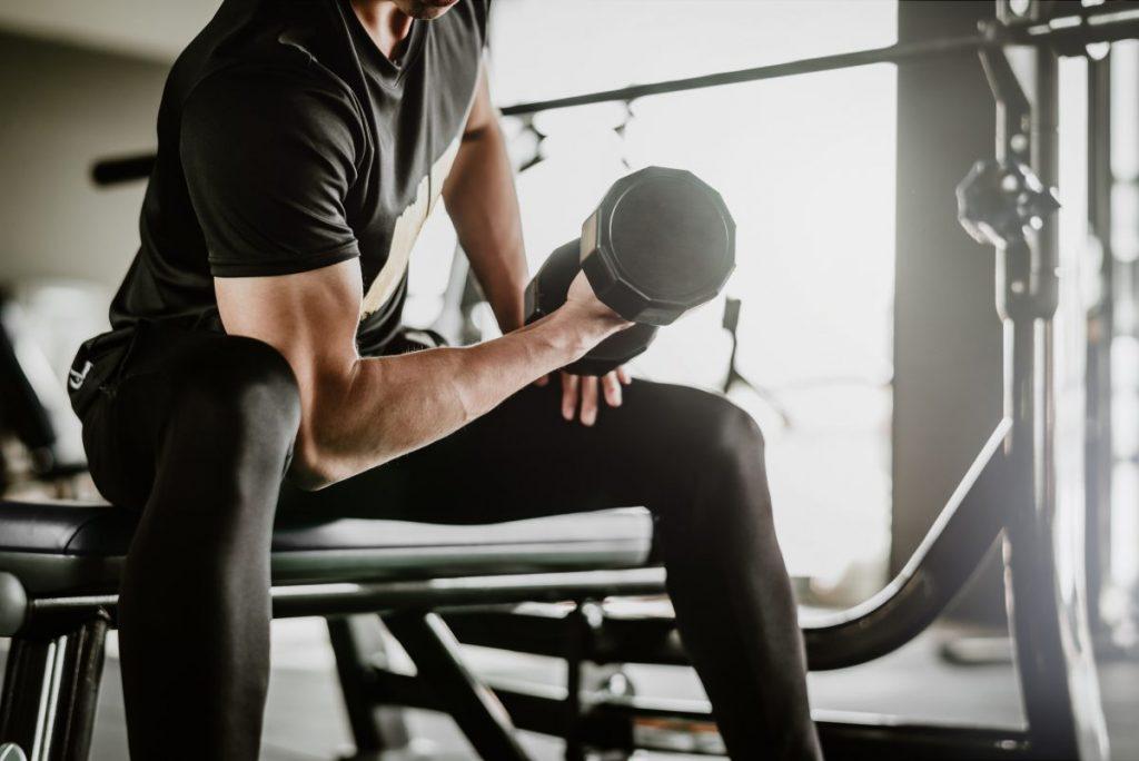 Low-Intensity Resistance Training Knee Osteoarthritis