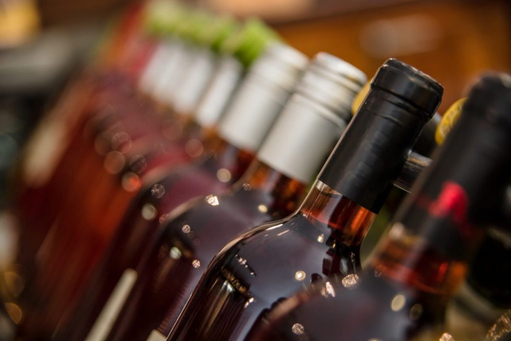 Wine Alcohol Drinking